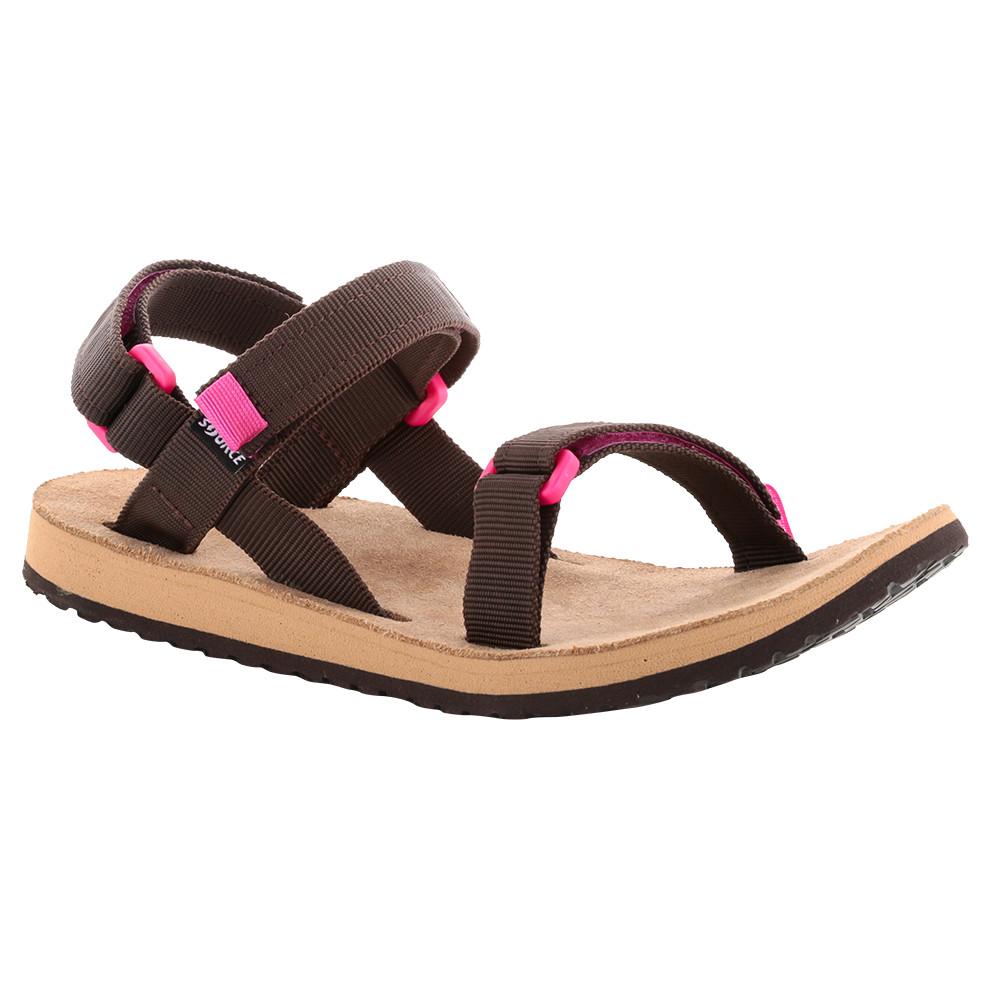 6f689b2b230c Leather Urban Women. Dámské městské sandály Source
