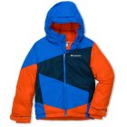 Wildstar™ Jacket Boys Super Blue, Collegiate Navy Heather 440