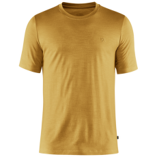 Abisko Wool SS Men Ochre