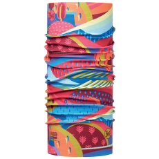 Junior High UV Buff® Colourful Mountains Multi COLOURFUL MOUNTAINS MULTI
