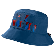 Supplex Magic Forest Hat Kids ocean wave 1588