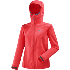 Touring Shield Hoodie Women POPPY RED