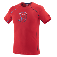 Trilogy Delta Cube T-Shirt SS Men RED - ROUGE