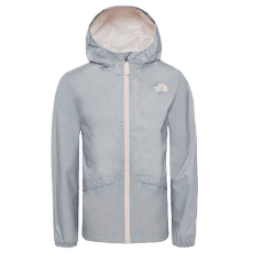 Zipline Rain Jacket Girls MID GREY