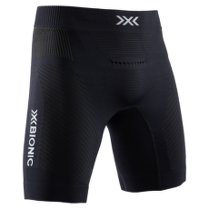 Regulator Run Speed Shorts Men Black Melange