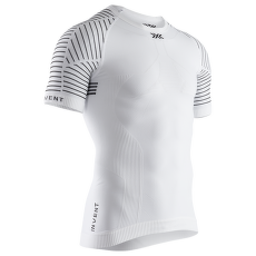 Invent® LT Shirt Round Neck SH SL Men Arctic White-Dolomite Grey