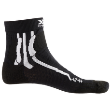 Run Speed Two Socks Black
