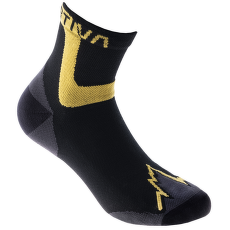 Ultra Running Socks Black/Yellow 999100