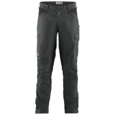 Kaipak Trousers Men Dark Grey-Black
