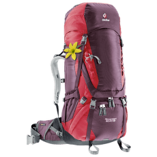 Aircontact 60+10 SL (3320416) aubergine-cranberry