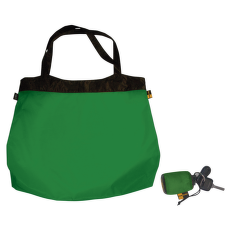 Ultra Sil Shopping Bag Green