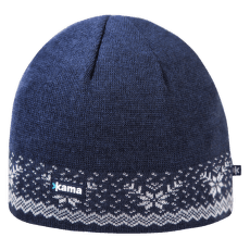 A118 Knitted Beanie 108 navy