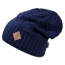 A107 Knitted Hat 108 navy