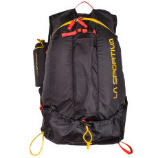 Course Backpack Black/Yellow 999100