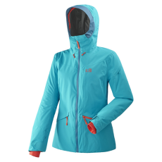 Andromeda Stretch Jacket Women ENAMEL BLUE