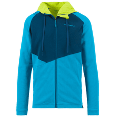 Chilam Hoody Men Tropic Blue/Opal