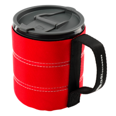 Infinity Backpacker Mug Red