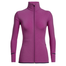 Descender LS Zip Women AMORE