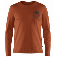 Forever Nature Badge LS T-Shirt Men Autumn Leaf