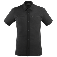 Vecchia Wool Shirt Men BLACK - NOIR
