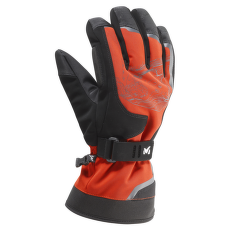Amber Dryedge Glove NOIR/ROUGE