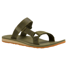Universal Slide Leather Men DARK OLIVE