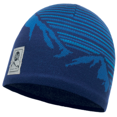 Knitted & Polar Hat Buff® (113516) BLUE INK
