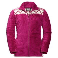 Hazelton Fleece Girls fuchsia 2047