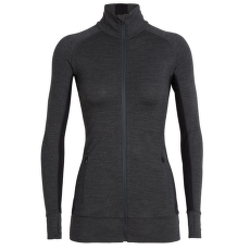 Fluid Zone LS Zip Women Jet HTHR/Black