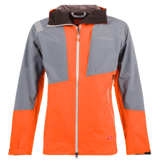 Mars Jacket Men Pumpkin/Slate