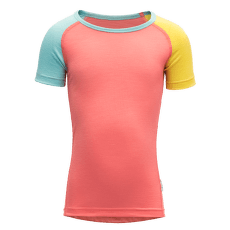Breeze Kid Shirt Coral