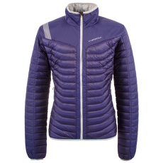 Combin Down Jacket Men Indigo