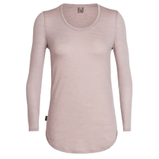 Solace LS Scoop Women DUSK HTHR