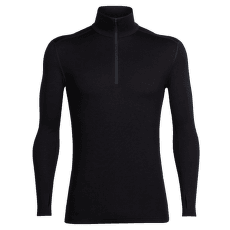 Tech Top LS Half Zip Men (104034) Black001