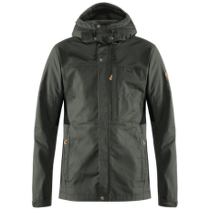 Kaipak Jacket Men Dark Grey-Black