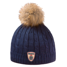 A75 Knitted Hat Navy