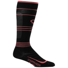 Run+ Ultra Light Compression OTC Women Black/Jet HTHR/Azalea
