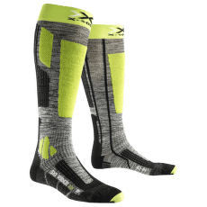 Ski Rider 2.0 Grey Melange/Green Lime