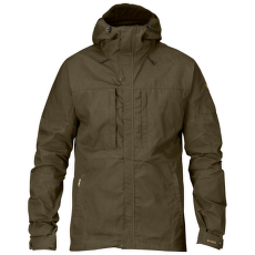 Skogsö Jacket Men Dark Olive