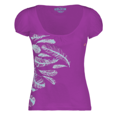 Plume T-shirt Women CYCLAMEN-582