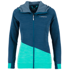 Aim Hoody Women Opal/Aqua