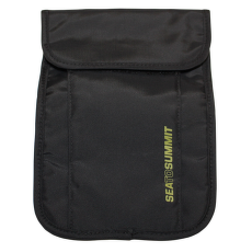 TL 3 Neck Pouch Black/Lime