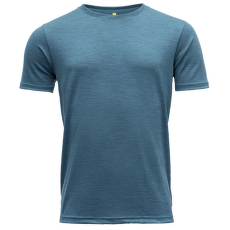 Eika Tee Men Blue Melange