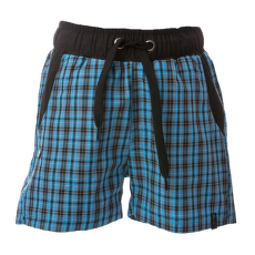 Fox Short Check blue