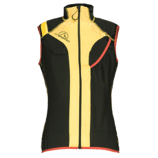 Syborg Racing Vest Men Black/Yellow