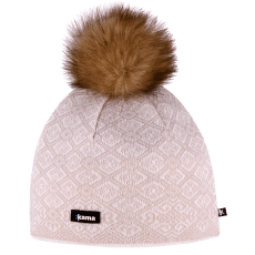 A92 Knitted Hat off white 101