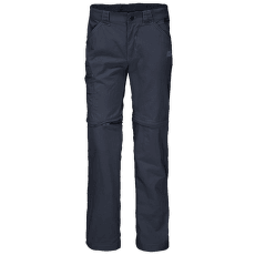Safari Zip Off Pants K night blue 1033