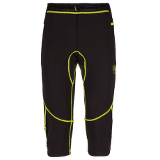 Vortex Tight 3/4 Women BLACK/APPLE GREEN