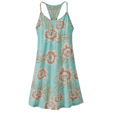 Edisto Dress Women Cereus Flower: Bend Blue