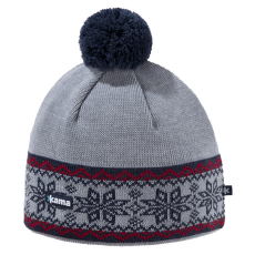 A116 Knitted Beanie grey
